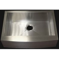 27 Apron Sink : ... sink on Pinterest Corner sink, Corner kitchen sinks and Stainless