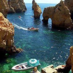 Boat trippin' arvo's in #Algarve ✔️
