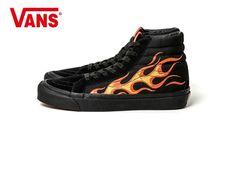 a46492625d52fe Vans Skateboarding Shoes High-top Sneakers VANS X Wtaps Sk8-Hi era old schoo