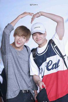 BamBam and Jackson