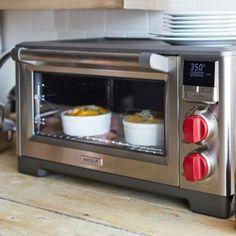 Countertop Pizza Oven Sur La Table : Wolf Gourmet Countertop Oven Countertop Oven, Countertops and Wolves