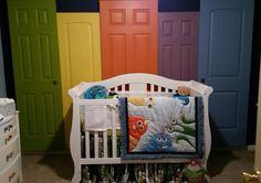 My Emery's Monster Inc. themed nursery!