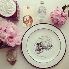 skulls blooms peonies iconbrand.com
