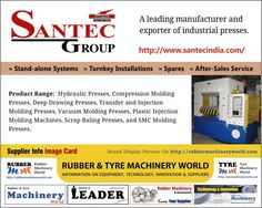 Rubber&TyreMachinery (@rubbermachineri) | Twitter
