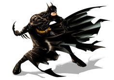 Batman by Brian Fajardo