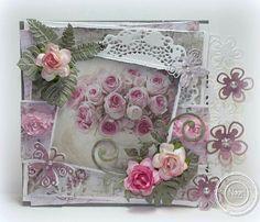 Noor! Design border bloemen