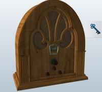 """""""dollhouse furniture"""" 3D Models to Print - yeggi - page 3"""