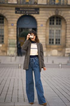 Meet Jeanne Damas, J Brand's latest inspiration and style muse. See why the Parisian style muse, Instagram star, and entrepreneur has us inspired.