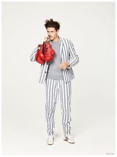 #Menswear #Trends Hentsch Man Delivers Colorful, Printed Spring Summer 2015 Primavera Verano #Tendencias #Moda Hombre