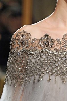 <3 Detail: Marchesa RTW Spring 2012 Collection
