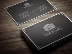 Photographer business card businesscards businesscardesign photographer business card businesscards businesscardesign printready psdtemplates business cards templates pinterest photographer business cards wajeb