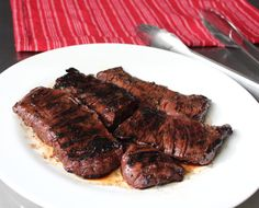 Food Wishes Video Recipes: Grilled Coffee & Cola Skirt Steak – Two Great Drinks = One Fantastic Marinade