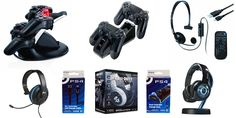 Getting a PlayStation Here are suggestions on what you should buy along with your new After all, the right games and accessories can add to your overall gaming experience. Gamer 4 Life, New Ps4, Playstation 4 Console, Headset, Headphones, Gaming, Accessories, Headpieces, Headpieces