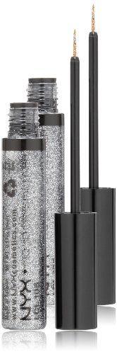 NYX Liquid Crystal Liner, Crystal Gunmetal, 0.17 Ounce NYX http://www.amazon.com/dp/B004B451K0/ref=cm_sw_r_pi_dp_XNPovb0FDCJ1E