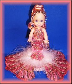 One of a Kind Kelly Dolls