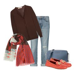 Designer Clothes, Shoes & Bags for Women Spring Looks, Marni, Style Ideas, Calvin Klein, Scarves, Michael Kors, Pairs, Shoe Bag, Casual