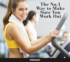 The No. 1 Tip to Make Sure You Work Out This Week-Visit our website at http://www.busybodyfitnesspbg.com for a FREE TRIAL PASS