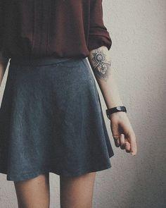 ~ tiny tattoos