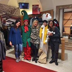 Gli Elfi nel giardino delle Fate😂🎄😂 #orgogliodiessereitaliano #italyintheworld #madeinitaly #fashion #styles #stylish  #model #glam #glamour #outfit #ootd #instagood #instafashion #shopping #today #tagsforlikes #todayimwearing #mylook #fashionista #instastyle #fashiongram #beautiful #accessories  #swag #cute #confezionimontibeller #borgovalsugana #trentino #livelovevalsugana  http://www.confezioni montibeller.it