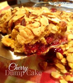 South Your Mouth: Cherry Dump Cake