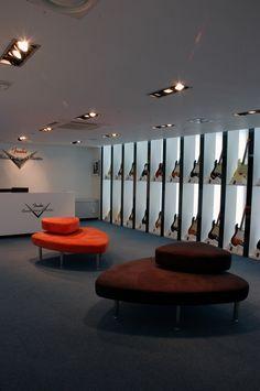 Fender Custom Shop, S. Korea
