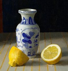 stilllifequickheart:    Jeremy Galton  Lemon Halves  2012