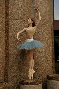 Ballet  - any one know of a spot like this in Tulsa OK?
