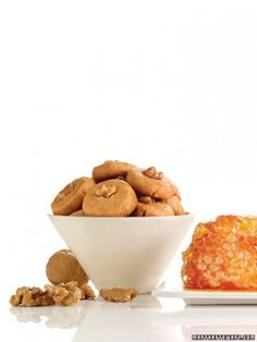 """See the """"Honey-Walnut Coins"""" in our Best Cookie Recipes for Shipping  gallery"""