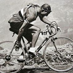 Gino Bartali - Tour de France 1948