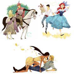 Disney Royalty ♔
