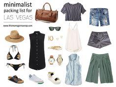 weekend trip, mom style, capsule wardrobe, minimalist wardrobe, summer, outfits, packing list, las vegas