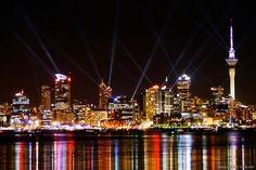 Auckland @ Night
