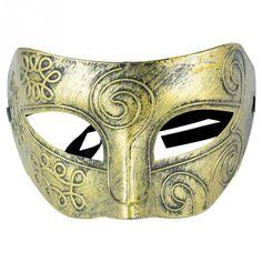Mascaras Halloween Mascarade Masques Vénitiens Moitié Supérieure Du Visage…