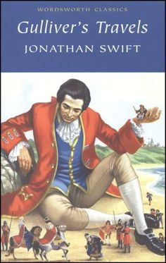 Gullivers Travels by Jonathan Swift - Top novels for teenagers.jpg