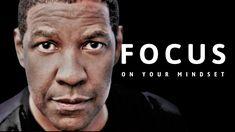 Focus on Your Mindset - Best Motivational Speech Nick Vujicic, Motivational Speeches, Wayne Dyer, Focus On Yourself, Inspirational Message, Video Footage, Mindset, Author, Attitude