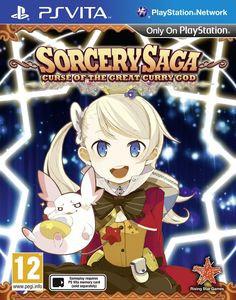 Sorcery Saga: Curse of the Curry God