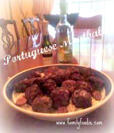 Portuguese Meatballs Recipe                                                                                                                                                     More