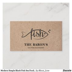 Business Logo, Business Card Design, Logo Food, Animal Logo, Professional Business Cards, Sea Food, Love Gifts, Motivation Inspiration, Cosmos