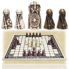 The Viking game Hnefatafl ► Buy online from USA - handmade in England and imported exclusively by NorseAmerica.