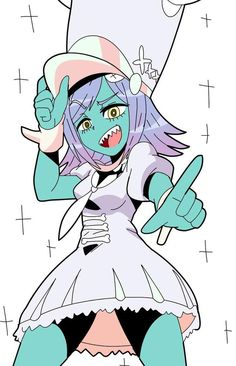 Space Patrol Luluco | Know Your Meme