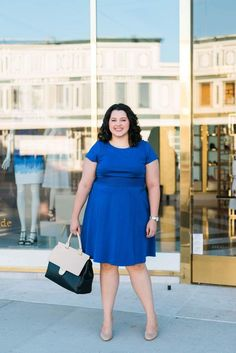 What to wear to work - Something Gold, Something Blue fashion blog - Business…