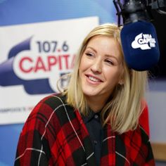 Ellie Goulding Just Launched A Radio Station... By Cutting A DJ's HAIR! - Capital FM