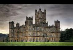 Highclere Castle from Downton Abby and the Secret Garden
