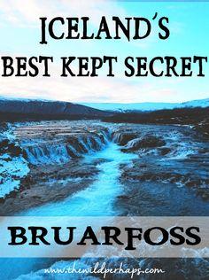 Bruarfoss: Iceland's Best Kept Secret   The Wild Perhaps
