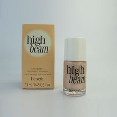 benefit high beam luminescent complexion 13ml 0.45oz, under $6.00! Score!!