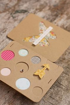Love - ALL - of her card creations and will definitely be making some of these for sure....