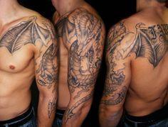 #dragon #tattoo #dragontattoo