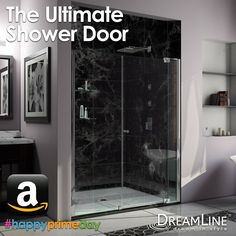 #HappyPrimeDay #AmazonPrimeDay DreamLine Shower Doors, the Ultimate Shower Door!