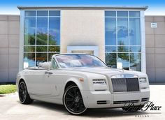 2017 Rolls-Royce Phantom Drophead Vehicle Photo in Dallas, TX 75209