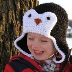 penguin hat pattern $5.95
